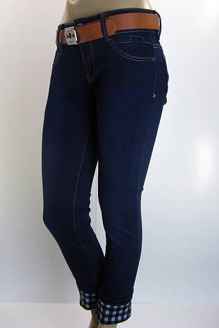 Жіночі  утеплені джинси Marlixika, фото 2