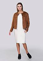 Куртка демисезонная с открытыми швами XL S M L