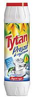 Порошок для чистки посуды и кастрюль Tytan цитрус 500 г.