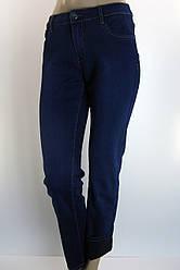 Жіночі зимові утеплені джинси на флісі Lady N