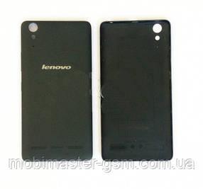 Задняя крышка Lenovo A6000 черная