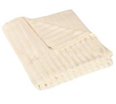 Махровое полотенце RIBS ТМ Ярослав, 70х140 см