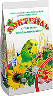 Корм Коктейль «Луговые травы + семена льна»