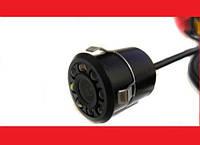 Камера 1858 заднего вида для авто с подсветкой в бампер