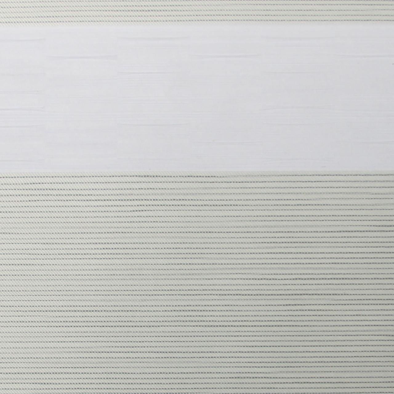 Рулонные шторы День-Ночь Ткань Мираж ВН-102 White