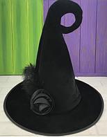 Шляпа ведьмы - аксессуар на Хэллоуин