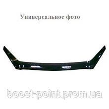 Дефлектор капота (мухобойка) Dodge Caliber (додж калибр 2006-2011)