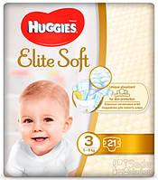 Подгузники Huggies Elite Soft 3, 21x8