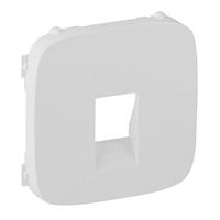 Лицевая панель для аудио розетки, Legrand Valena Allure Белый