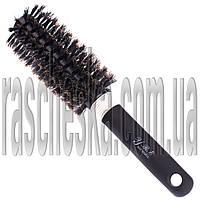 """Брашинг с продуваемым корпусом и натуральной щетиной для укладки волос """"Y-2A"""" диаметр 50мм"""
