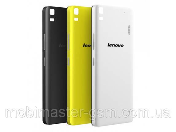 Задняя крышка Lenovo A7000 белая, фото 2