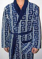 Мужской  турецкий халат