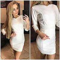 Молодежное женское платье Шедевр