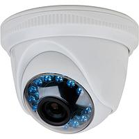 Внутренняя купольная аналоговая камера видеонаблюдения  QIHAN QH-D283C-5