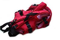 Рюкзак кенгуру переноска 3 положения Womar Красный