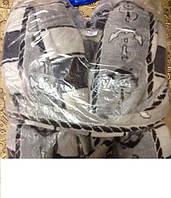 Мужской махровый турецкий халат , фото 1