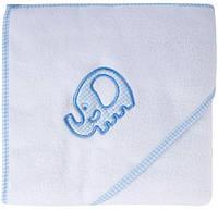 Полотенце с капюшоном (слоник) 80 × 95 см, Canpol babies