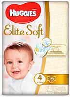 Подгузники Huggies Elite Soft 4, 19x8