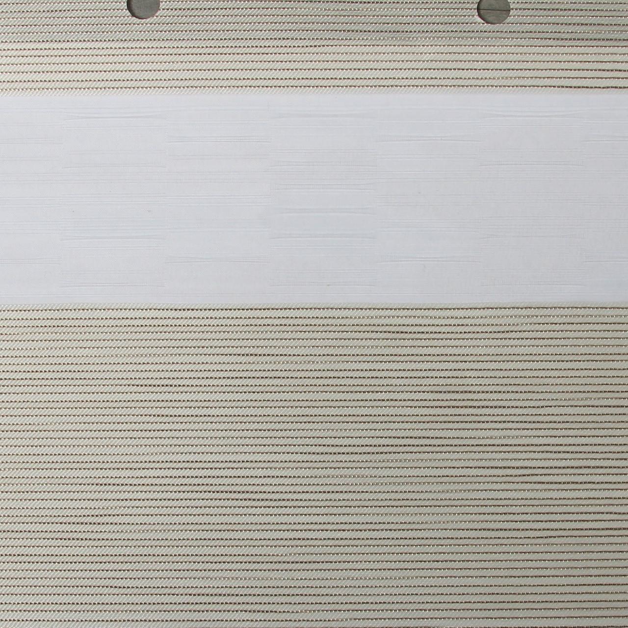 Рулонні штори День-Ніч Тканина Міраж ВН-103 Cream