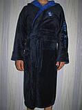 Мужской махровый турецкий халат   895674, фото 2