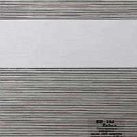 Рулонные шторы День-Ночь Ткань Мираж ВН-104 Zebra