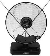 Комнатная ТВ TV антенна с усилителем ES-001