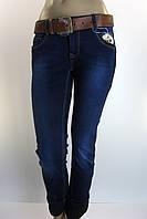 Жіночі зимові утеплені джинси на флісі