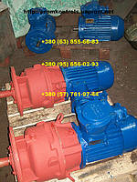 Мотор-редукторы МПО2М-10-208-0,37/6,3