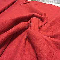 Флис красный, ширина 150 см, фото 1