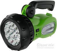 Фонарь прожекторный Grilland ZK2129 зеленый