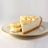 Ароматизатор «Бананово-кремовый пирог»