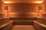 Лежак для бани в Харькове 85*22 мм, длинна 2,8 м, фото 5