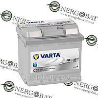 Авто Аккумулятор VARTA Silver Dynamic C30 54Аh 520A 554 400 053