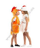 """Пушистый  костюм карнавальный для мальчика """" Петушок"""""""