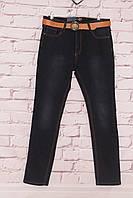 Женские утепленные джинсы больших размеров Resalsa (код 2049)