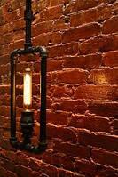 """Декоративная Лампа 6W """"RUSTIC TUBE - 6"""" Filament led 2200К E27"""