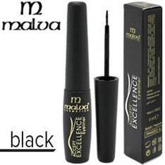Malva - Подводка для глаз жидкая PM-4002 EyeLiner Тон черная, мягкая кисть