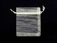 Мешочек из органзы упаковочный