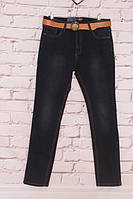 Утепленные джинсы и брюки женские больших размеров