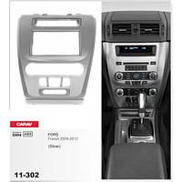Переходная рамка CARAV 11-302 2 DIN (Ford Fusion)