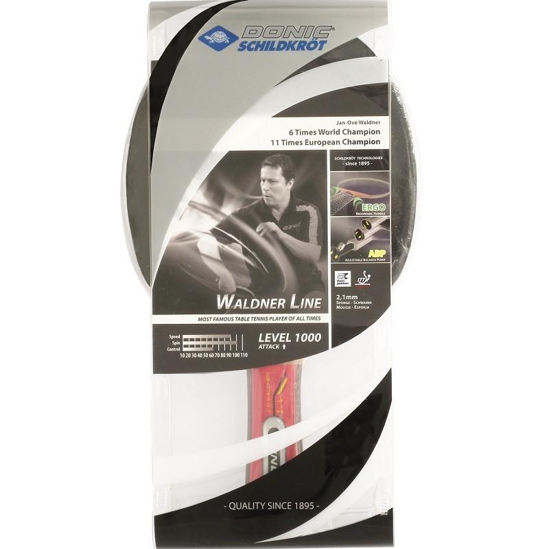 Ракетка для настільного тенісу Donic Waldner 1000