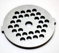 Delfa решетка (сетка) для мясорубки, отверстие Ø-5мм