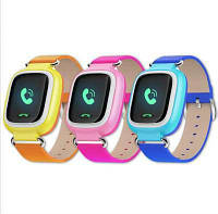 Smart Watch Q60 blue, pink,orange)