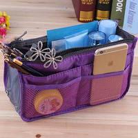 Многофункциональный Органайзер в сумку Bag in Bag Фиолетовый
