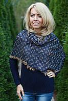 Шарф палантин женский Louis Vuitton