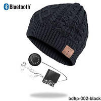 Шапка с Bluetooth BDHP 002 black