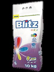 Стиральный порошок Blitz color 10 кг