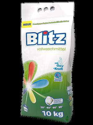 Стиральный порошок BLITZ Vollwaschmittel универсальный 10 кг