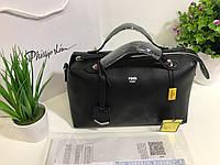 Женская сумка By the Way от FENDI эко кожа
