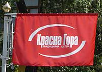 Флаги из флажной сетке, фото 1